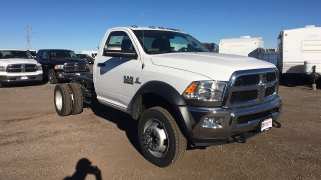 2018 Ram 5500 Regular Cab DRW 4x4,  Cab Chassis #R3277 - photo 8