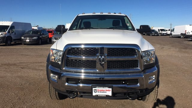 2018 Ram 5500 Regular Cab DRW 4x4,  Cab Chassis #R3277 - photo 9