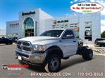 2018 Ram 5500 Regular Cab DRW 4x4,  Cab Chassis #R3277 - photo 1