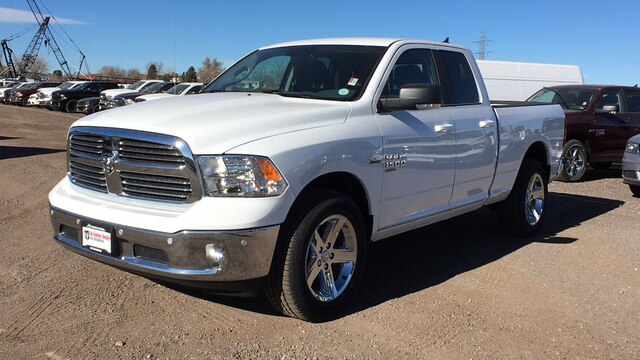 2019 Ram 1500 Quad Cab 4x4,  Pickup #R3282 - photo 3