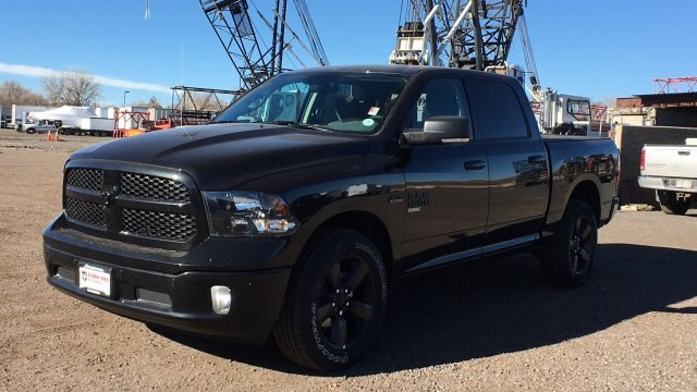 2019 Ram 1500 Crew Cab 4x4,  Pickup #R3287 - photo 4