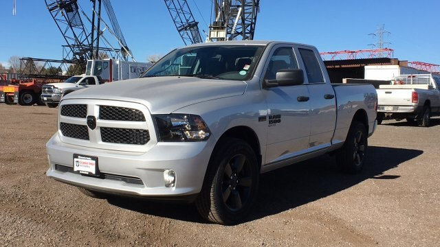 2019 Ram 1500 Quad Cab 4x4,  Pickup #R3296 - photo 4