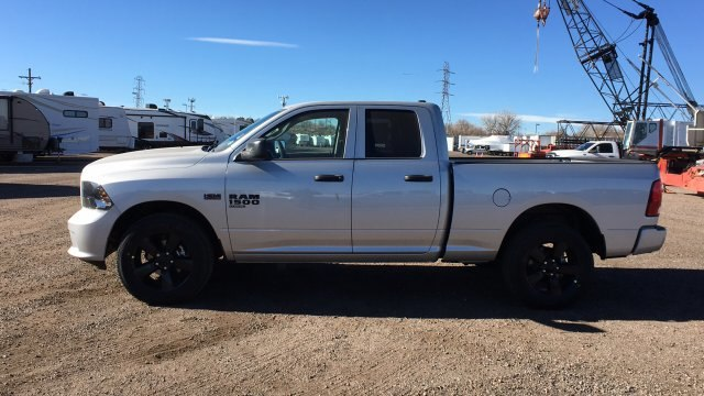 2019 Ram 1500 Quad Cab 4x4,  Pickup #R3296 - photo 3