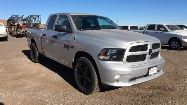2019 Ram 1500 Quad Cab 4x4,  Pickup #R3296 - photo 8