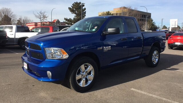 2019 Ram 1500 Quad Cab 4x4,  Pickup #R3329 - photo 3