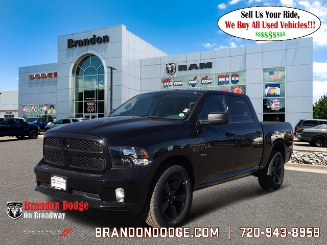 2019 Ram 1500 Crew Cab 4x4,  Pickup #R3331 - photo 1