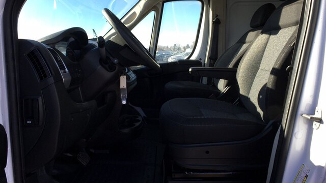 2019 ProMaster 3500 High Roof FWD,  Empty Cargo Van #R3344 - photo 16