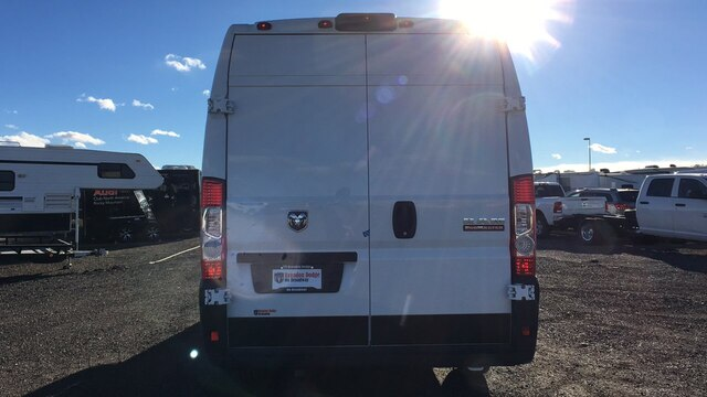 2019 ProMaster 3500 High Roof FWD,  Empty Cargo Van #R3344 - photo 7