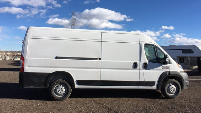 2019 ProMaster 3500 High Roof FWD,  Empty Cargo Van #R3344 - photo 9