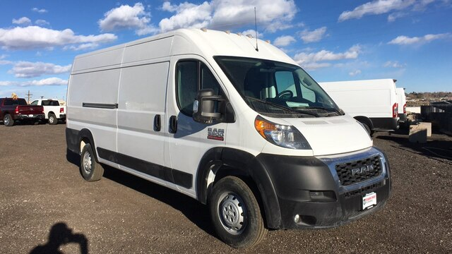 2019 ProMaster 3500 High Roof FWD,  Empty Cargo Van #R3344 - photo 10