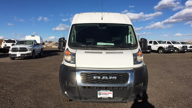2019 ProMaster 3500 High Roof FWD,  Empty Cargo Van #R3344 - photo 11