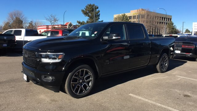 2019 Ram 1500 Crew Cab 4x4,  Pickup #R3363 - photo 3