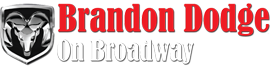 Brandon Dodge On Broadway logo