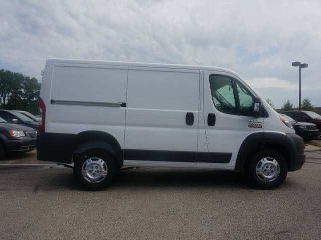 2017 ProMaster 1500 Low Roof, Cargo Van #QH019 - photo 3