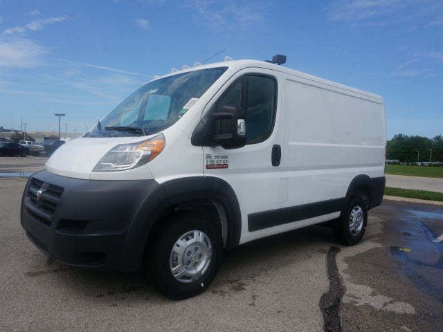 2017 ProMaster 1500 Low Roof, Cargo Van #QH019 - photo 5