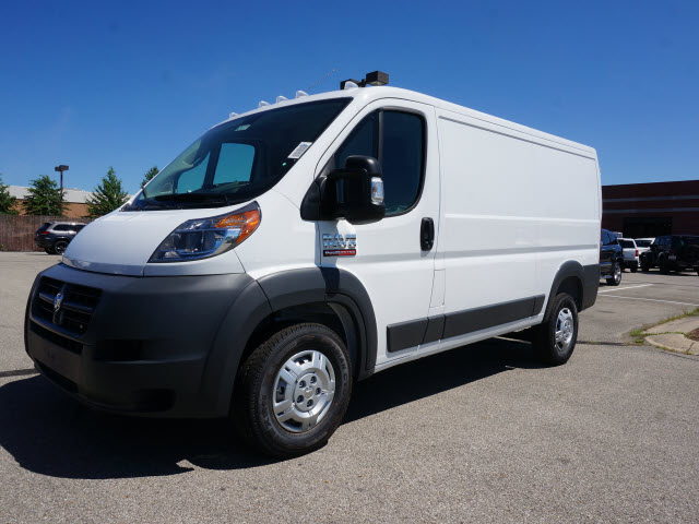 2017 ProMaster 1500 Low Roof, Cargo Van #QH020 - photo 5