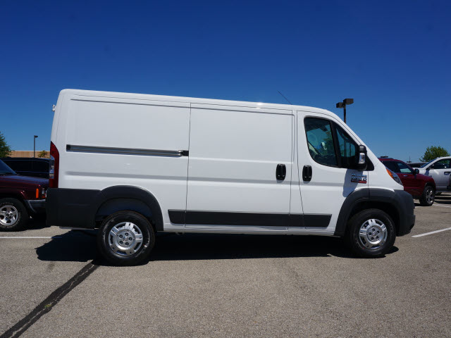 2017 ProMaster 1500 Low Roof, Cargo Van #QH021 - photo 3