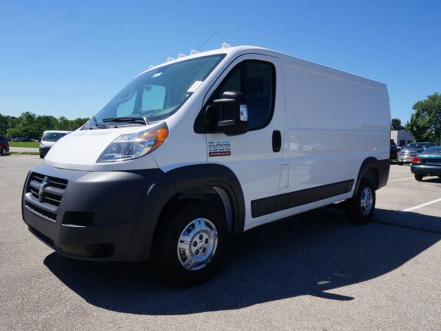 2017 ProMaster 1500 Low Roof, Cargo Van #QH021 - photo 5