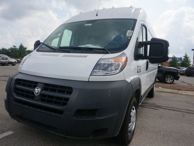 2017 ProMaster 2500 High Roof, Van Upfit #QH026 - photo 5