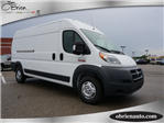 2017 ProMaster 2500 High Roof, Cargo Van #QH027 - photo 1