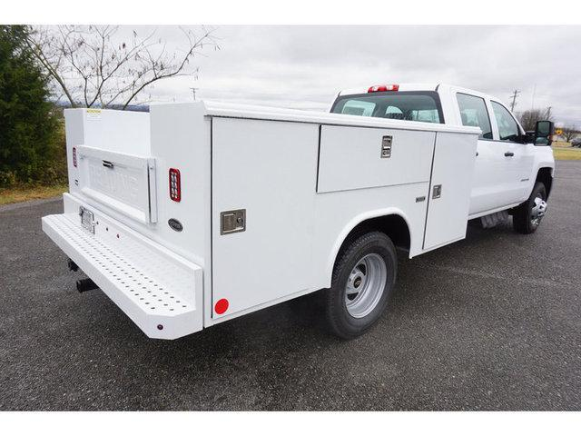 2019 Silverado 3500 Crew Cab DRW 4x2,  Reading Service Body #162651 - photo 2