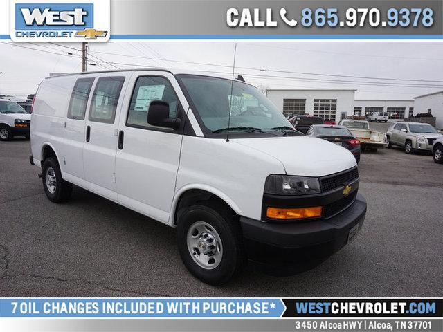 2020 Chevrolet Express 2500 4x2, Sortimo Upfitted Cargo Van #170739 - photo 1
