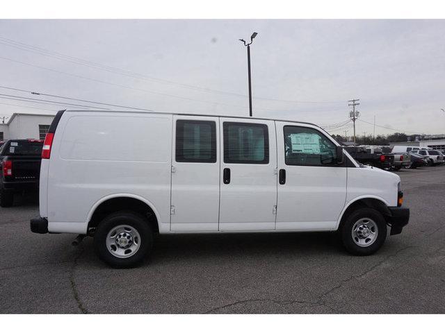 2020 Express 2500 4x2, Sortimo Shelf Staxx Upfitted Cargo Van #170739 - photo 3