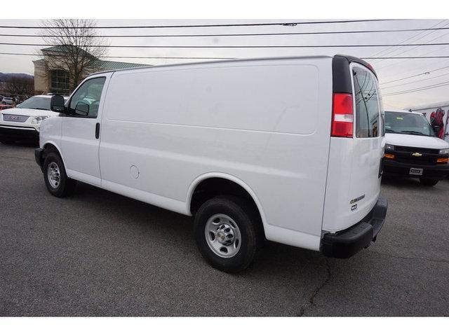 2020 Express 2500 4x2, Sortimo Shelf Staxx Upfitted Cargo Van #170739 - photo 8