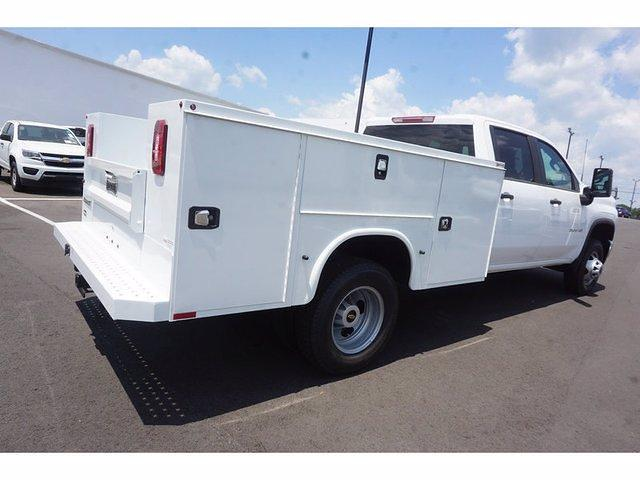 2021 Chevrolet Silverado 3500 Crew Cab 4x2, Knapheide Service Body #202095 - photo 1
