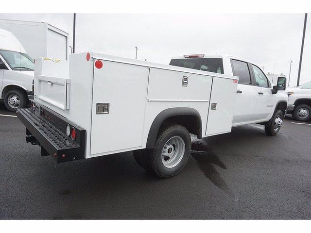 2021 Chevrolet Silverado 3500 Crew Cab 4x2, Monroe Service Body #207857 - photo 1