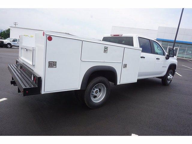 2021 Chevrolet Silverado 3500 Crew Cab 4x2, Monroe Service Body #207932 - photo 1