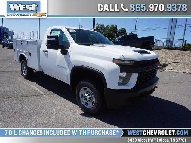 2020 Chevrolet Silverado 2500 Regular Cab 4x2, Knapheide Service Body #277538 - photo 1