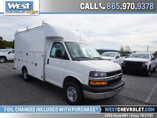 2019 Chevrolet Express 3500 4x2, Supreme Service Utility Van #355145 - photo 1