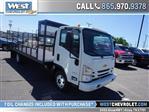 2019 LCF 3500 Regular Cab 4x2,  Womack Truck Body Dovetail Landscape #804351 - photo 1