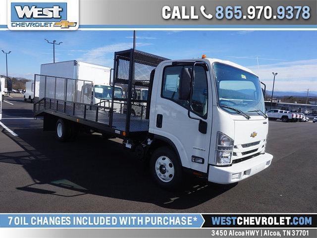 2020 Chevrolet LCF 3500 Regular Cab DRW 4x2, Womack Truck Body Dovetail Landscape #804383 - photo 1