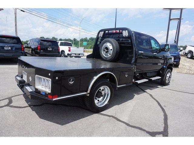 2019 Silverado Medium Duty DRW 4x4,  CM Truck Beds Hauler Body #885922 - photo 1