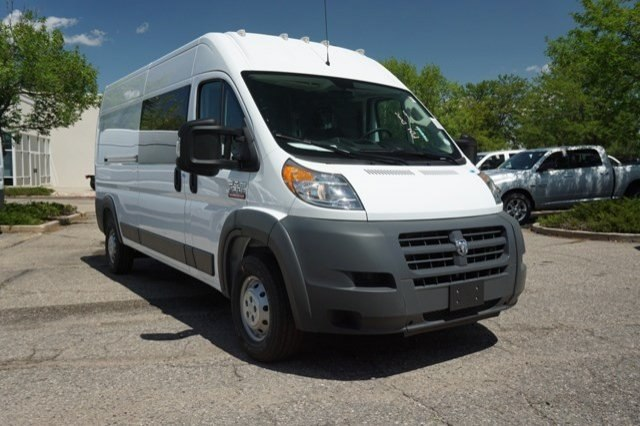 2018 ProMaster 2500 High Roof FWD,  Empty Cargo Van #6508L - photo 5