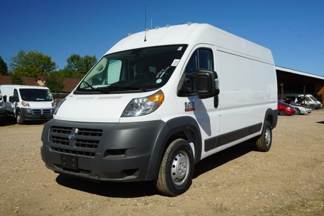 2018 ProMaster 3500 High Roof FWD,  Empty Cargo Van #6511L - photo 1