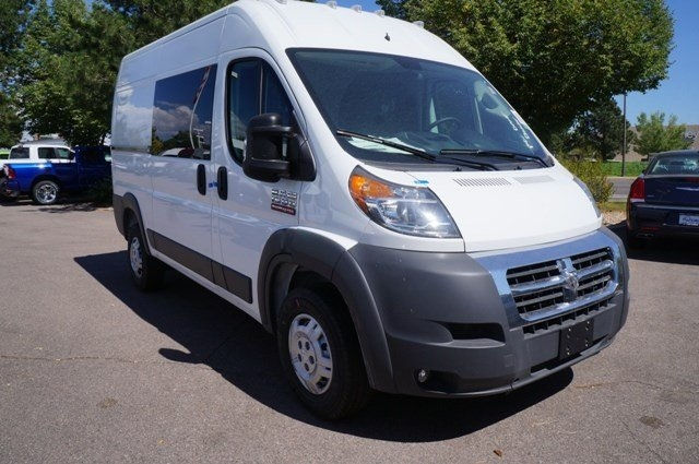 2017 ProMaster 1500 High Roof, Cargo Van #6520K - photo 3