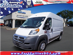 2017 ProMaster 1500 High Roof, Cargo Van #6520K - photo 1