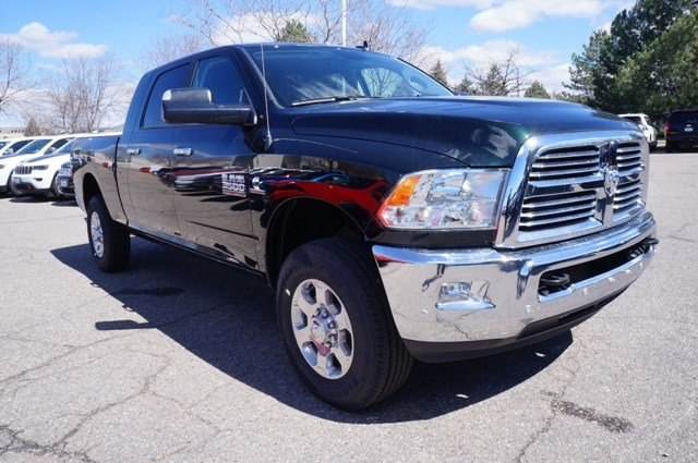 2017 Ram 3500 Mega Cab 4x4,  Pickup #6534J - photo 4