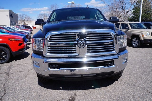 2017 Ram 3500 Mega Cab 4x4,  Pickup #6534J - photo 5