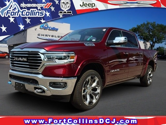 2019 Ram 1500 Crew Cab 4x4,  Pickup #6541L - photo 1