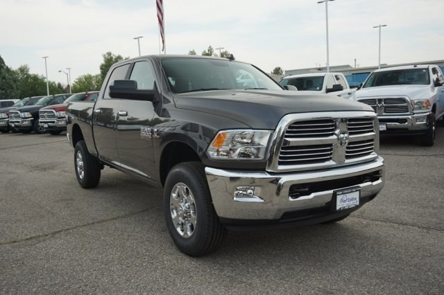 2018 Ram 2500 Crew Cab 4x4,  Pickup #6551L - photo 4