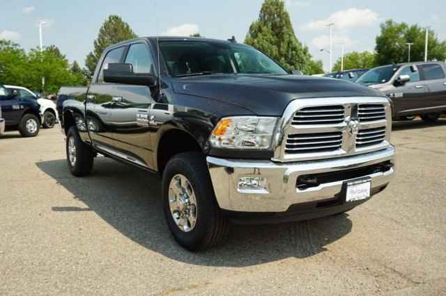 2018 Ram 2500 Crew Cab 4x4,  Pickup #6565L - photo 4