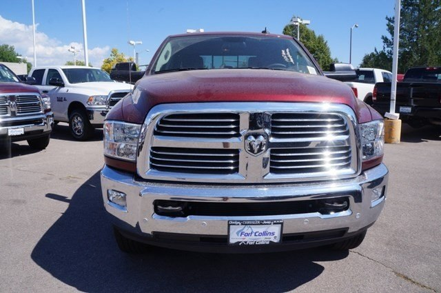 2018 Ram 3500 Crew Cab 4x4, Pickup #6569K - photo 8