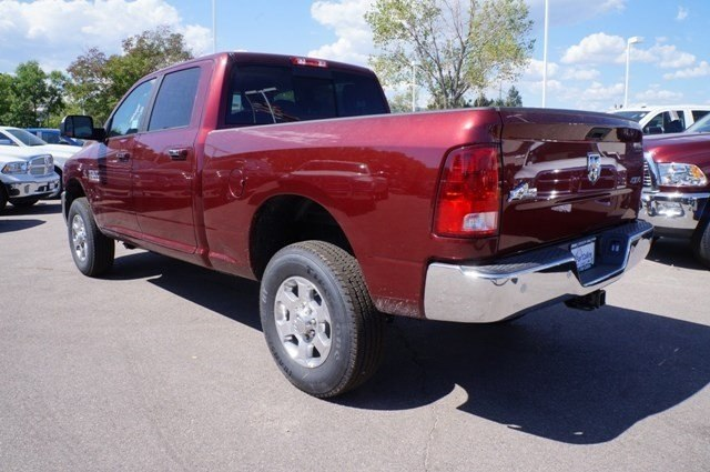 2018 Ram 3500 Crew Cab 4x4, Pickup #6569K - photo 2