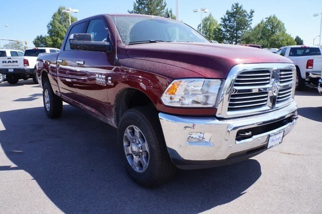 2018 Ram 3500 Crew Cab 4x4, Pickup #6569K - photo 13