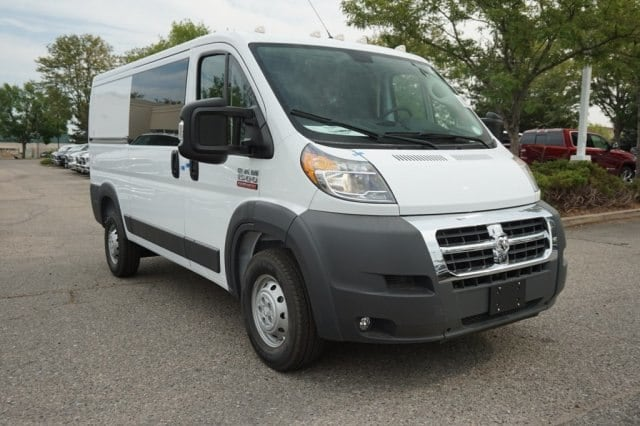 2018 ProMaster 1500 Standard Roof FWD,  Empty Cargo Van #6587L - photo 14