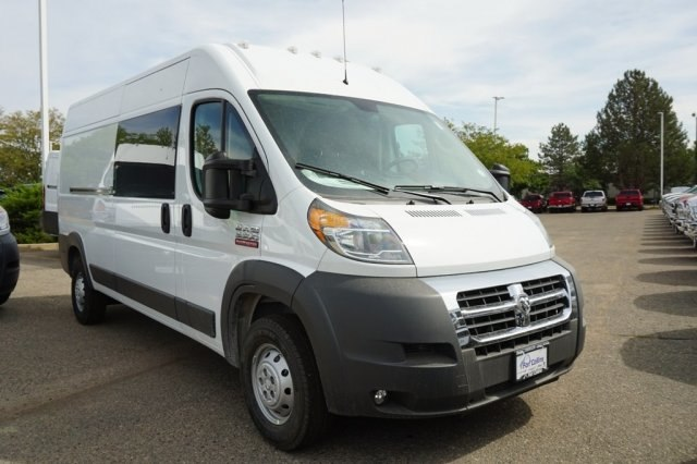 2018 ProMaster 3500 High Roof FWD,  Empty Cargo Van #6589L - photo 5
